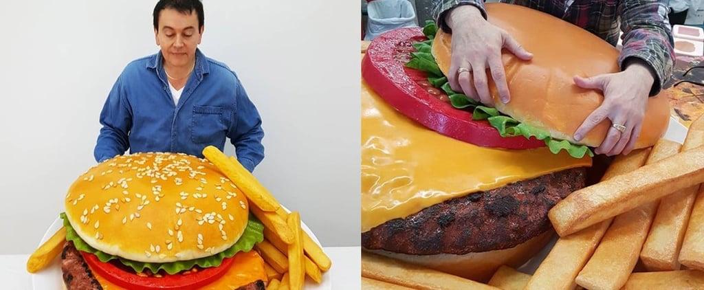 Peter Anton Realistic Food Sculpture Interview