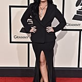 February at the Grammy Awards in Los Angeles