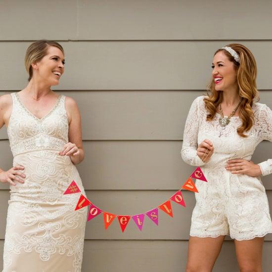 Rainbow-Themed LGBTQ Wedding Inspiration