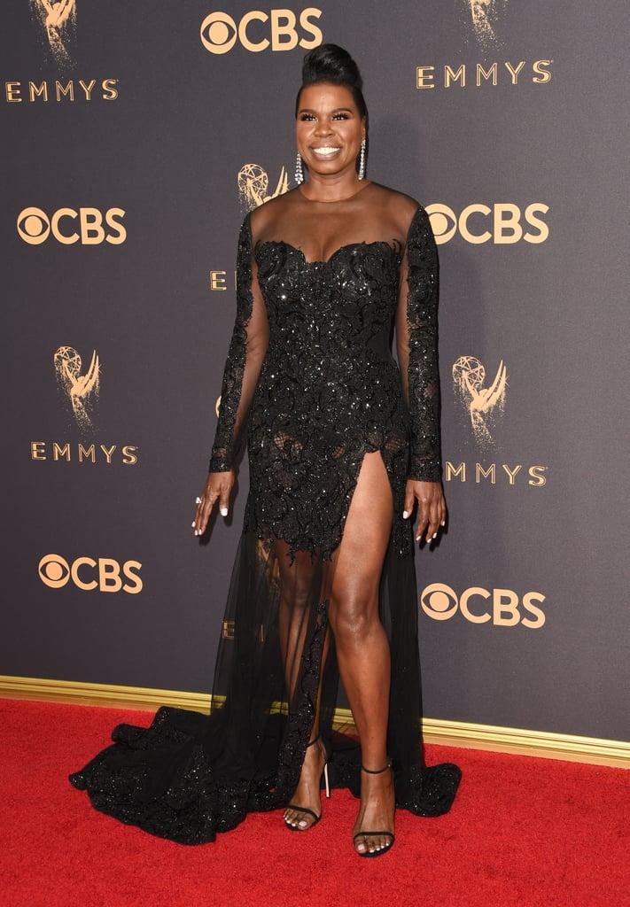 Leslie Jones | Emmys Red Carpet Dresses 2017