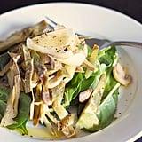 Warm Artichoke Salad