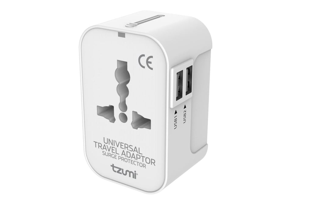 Take A Universal Travel Adapter