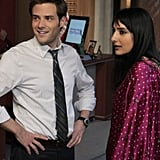 Todd and Asha, Outsourced
