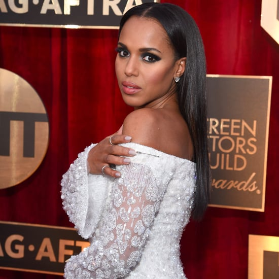 Kerry Washington at the 2017 SAG Awards