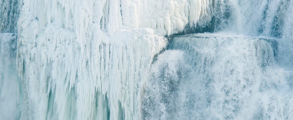 Frozen Niagara Falls Photos
