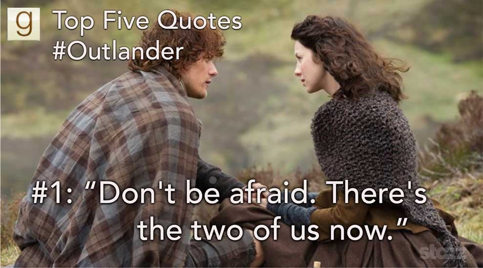 Want More Outlander Quotes Best Outlander Book Quotes On
