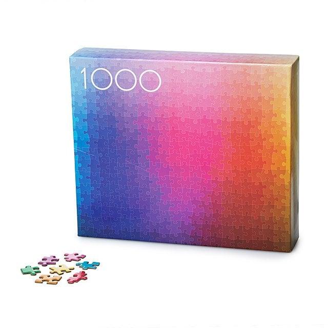 1000 Colors Puzzle