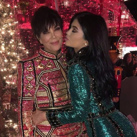 Kardashian Christmas Party 2015 | Pictures