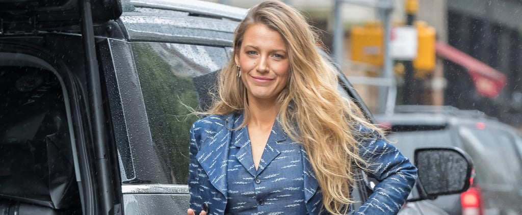 Blake Lively Pantsuits September 2018
