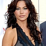 Sofia Vergara's Chocolate Brown Hair Color