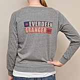 Prefer a more lighthearted approach? Sport the Everdeen Granger 2012 Election Pullover ($20) for a laugh.