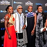 Black Panther South Africa Premiere February 2018