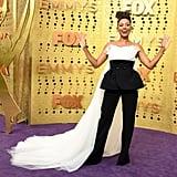 Melanie Liburd at the 2019 Emmys