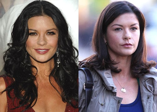 Catherine Zeta-Jones Hair
