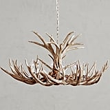 Get the Look: Faux-Antler Chandelier