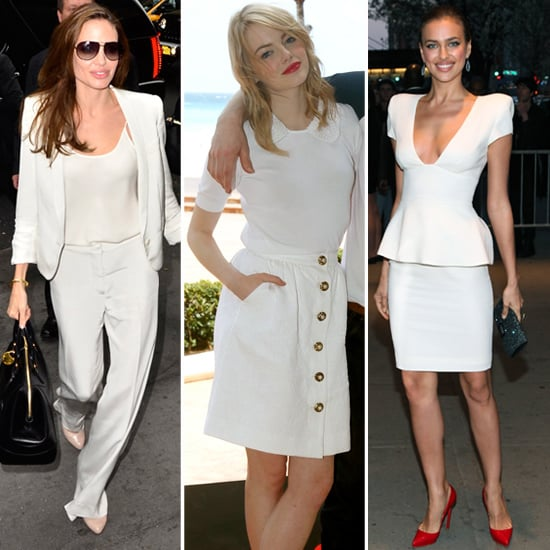 5 Fresh All-White Celebrity Ensembles You'll Want to Mimic Now!