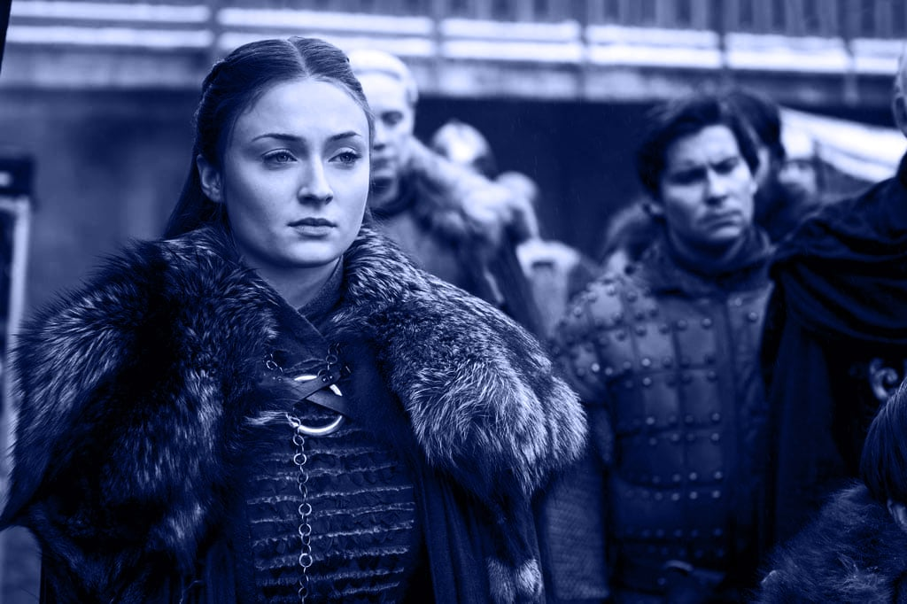 So, MVP of the Week Goes to . . . Sansa Stark!