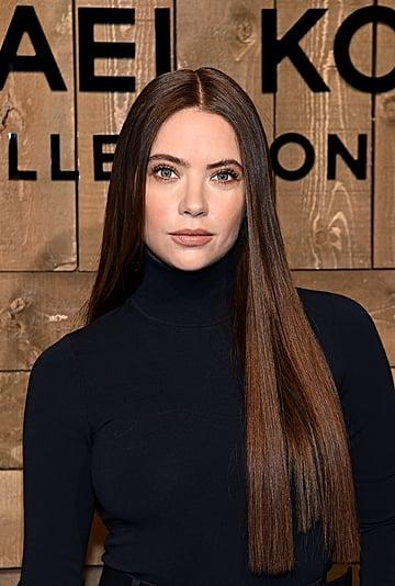 Ashley Benson Debuts New Waist-Length Hair Extensions 2020