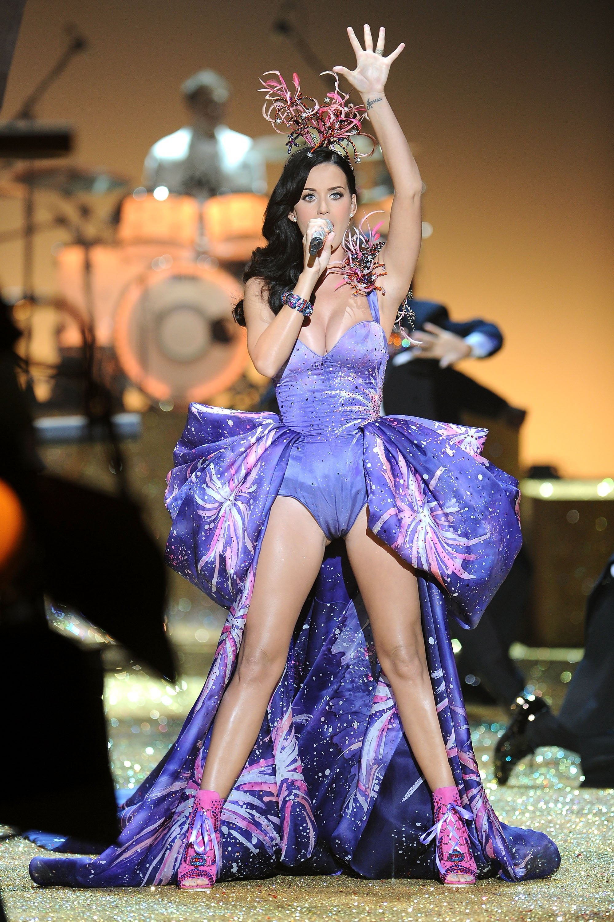 Katy Perry Firework Costume