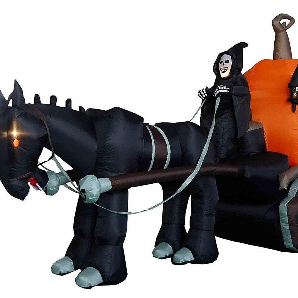 Halloween Blow Up Decorations Popsugar Family