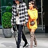 Ariana Grande Taking a Break After Pete Davidson Breakup