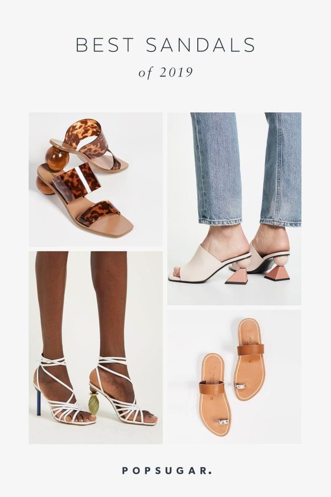 b64583fe2 Best Sandals 2019 | POPSUGAR Fashion