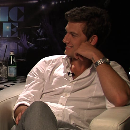 Alex Pettyfer and Cody Horn Talk Facing Fears and Sneaking on Set