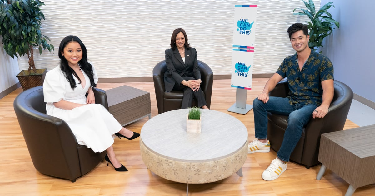 Exclusive: VP Kamala Harris, Lana Condor, and Ross Butler on the Power in Getting Vaccinated.jpg