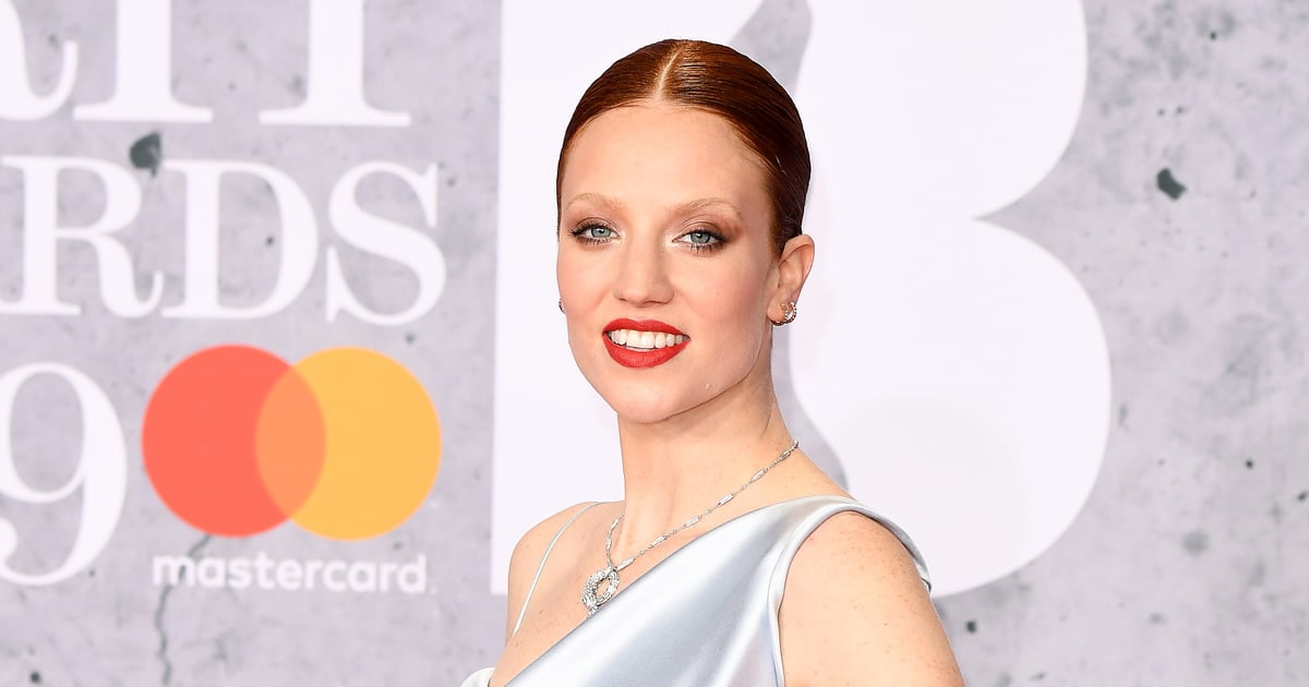 We Just Got Chills Watching Jess Glynne Remove All of Her Makeup at the Brit Awards