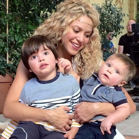 Shakira Parenting Quotes