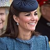 Princess Diana's Sapphire and Diamond Earrings