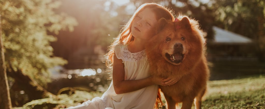 How Losing Our Family Dog Affected My Daughter