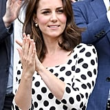 The Duchess of Cambridge at Day 1 of Wimbledon