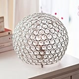 Shimmer Table Lamp ($79)