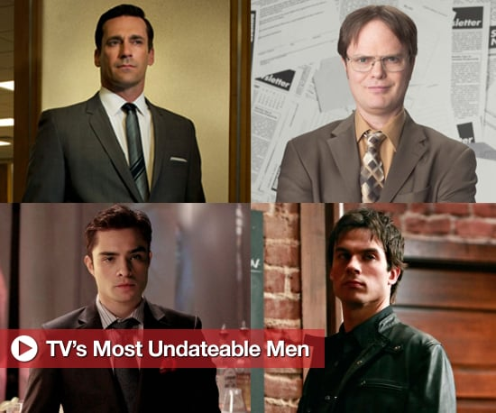 10 Most Undateable Men on TV 2010-05-10 09:30:00