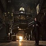 Tom Hiddleston as Sir Thomas Sharpe.