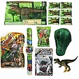 Dinosaur Rules Showbag ($22) Includes:  Digital watch  Dinosaur hat  Large dinosaur figurine