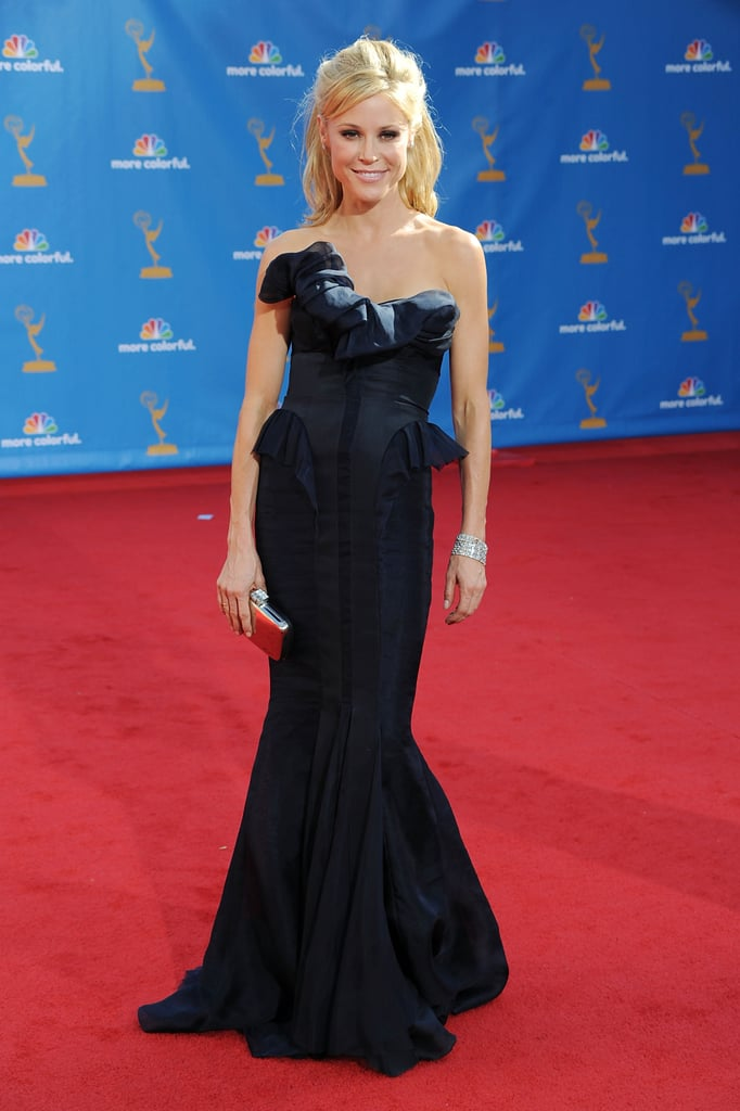 Blue Dress Trends at the 2010 Primetime Emmy Awards