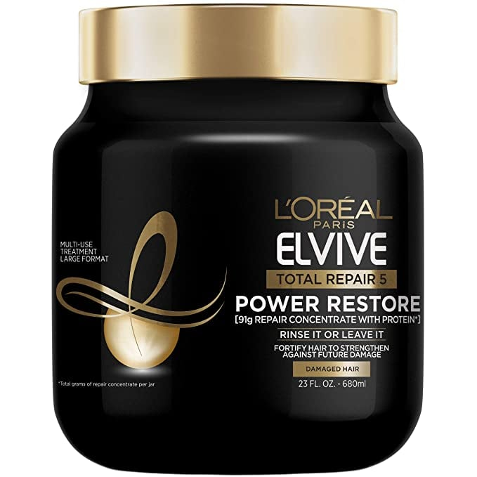 L'Oréal Paris Elvive Total Repair 5 Power Restore Multi-Use Hair Treatment
