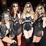 Little Mix as Kiss
