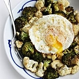 Roasted Veggies With Easy Fried Egg