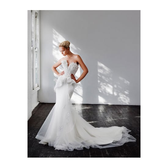 What should brides wearbring to a dress fitting appointment