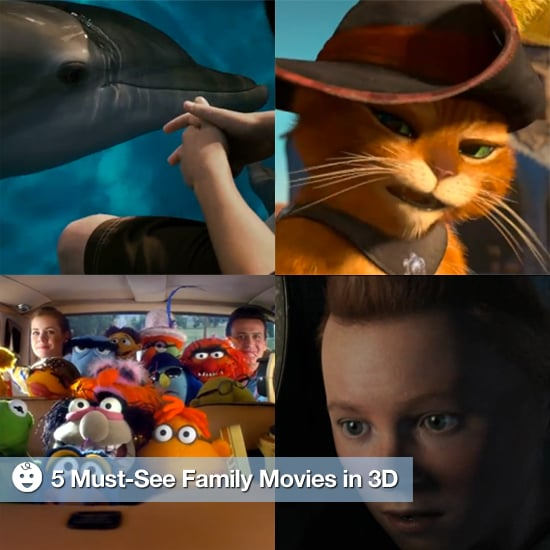 3D Family Movies 2011