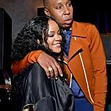 Rihanna supported the culture at Queen & Slim's LA premiere.