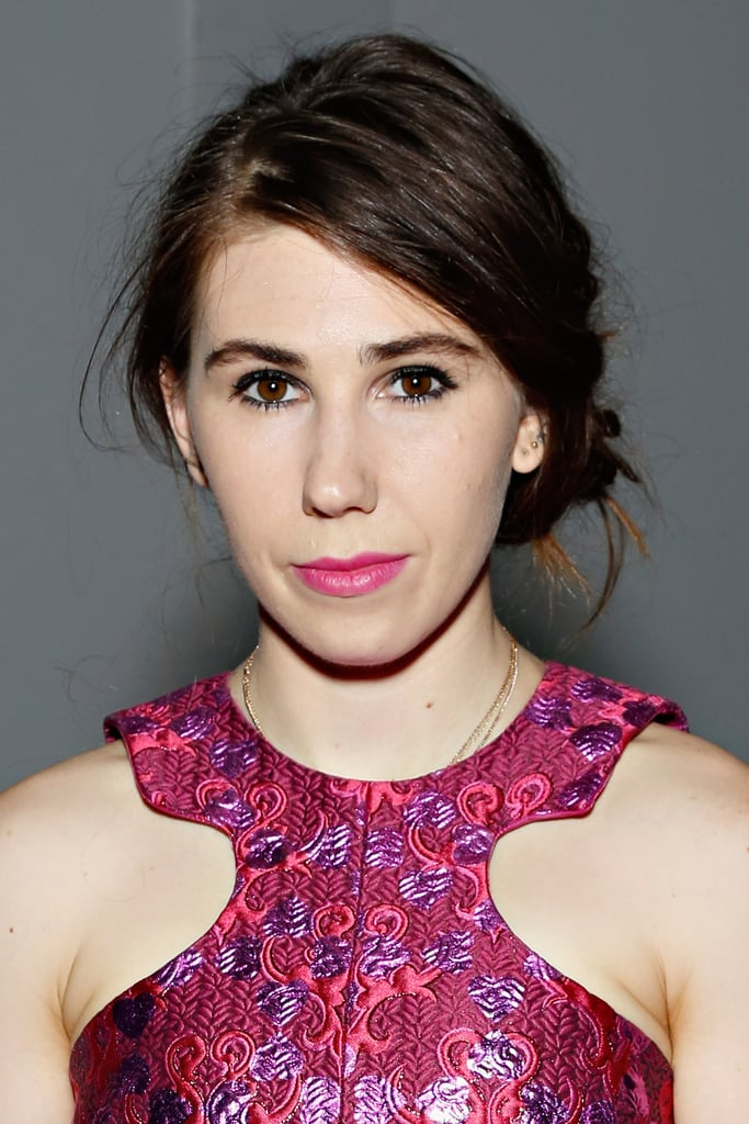 Zosia Mamet at Honor Spring 2014.