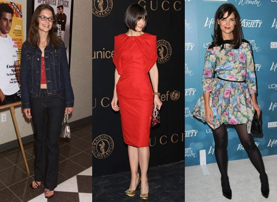 Happy 32nd Birthday, Katie Holmes! Check Out Her Style and Red Carpet Looks Throughout the Years