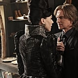 The Runner-Up: The Evil Queen and Rumpelstilskin