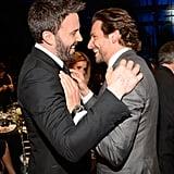 Bradley Cooper and Ben Affleck