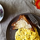 Poached Scrambled Eggs