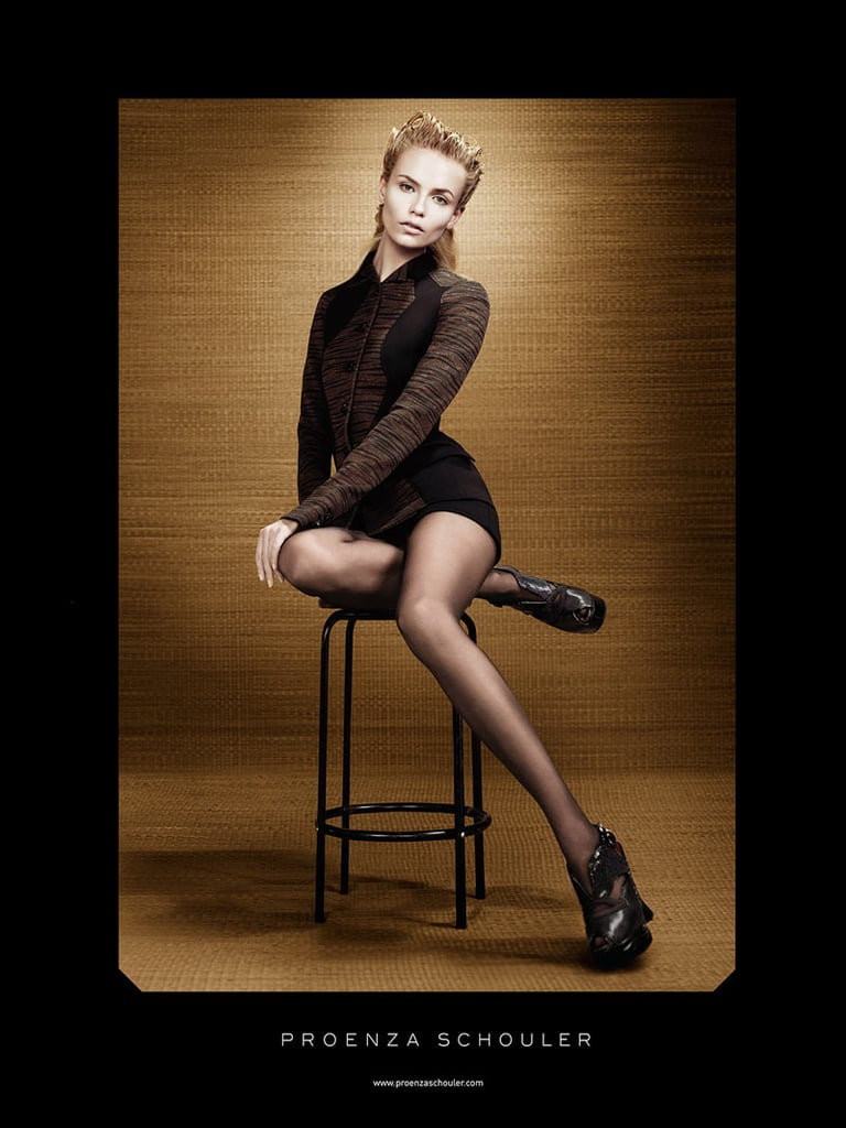Proenza Schouler Spring 2012 Ad Campaign